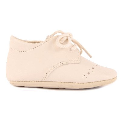 Young Soles Derby Pelle Scratch -listing