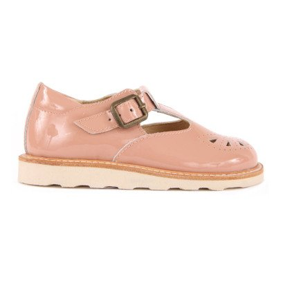 Young Soles Babies Cuir Vernis Rosie-listing