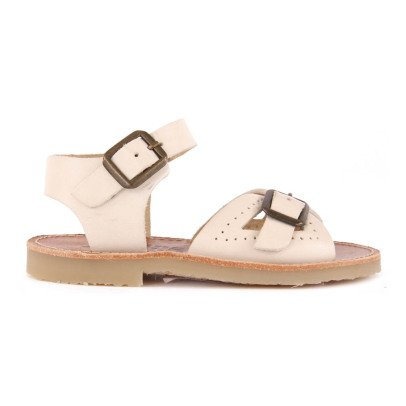 Young Soles Sandales Cuir Pearl-listing