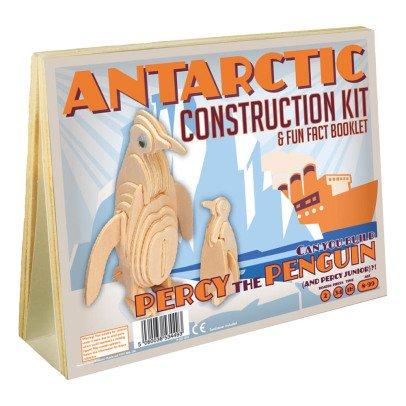 Professor Puzzle Kit de construcción pingüino Percy Natural-listing
