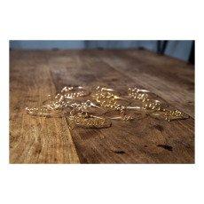 "Atelier Paulin 14 Carat Gold ""Je T'aime"" Bracelt-listing"