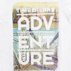 Timberland Tshirt Adventure Coton Bio-listing