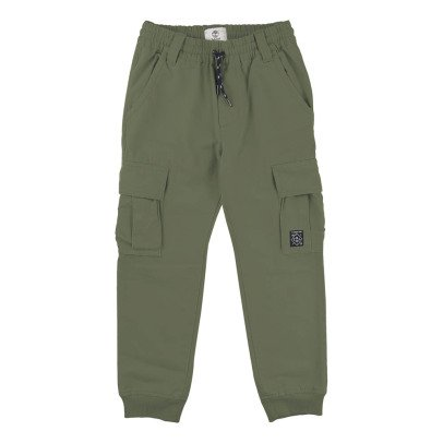 Timberland Cuffed Cargo Trousers-listing