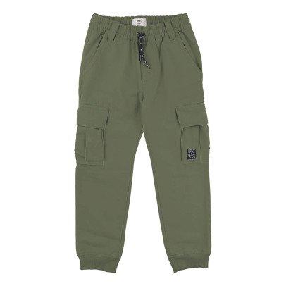 Timberland Pantalon Cargo bas resserré-listing