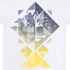 Timberland T-shirt Géométrique Coton Bio-listing