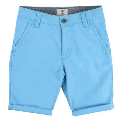 Timberland Organic Cotton Chino Shorts-listing