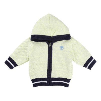 Timberland Marinière Reversible Hooded Cardigan-listing