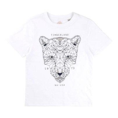 Timberland T-shirt Tigre Coton Bio-listing