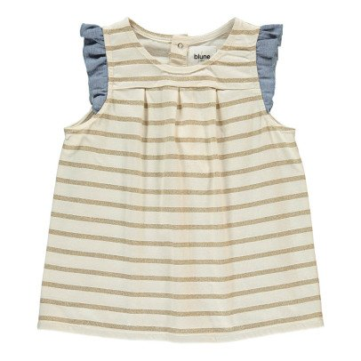 Blune Kids All That Glitters Lurex Stripe Top-listing