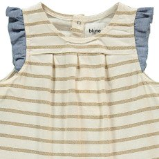 Blune Kids Top Righe Lurex -listing