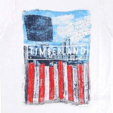 Timberland Camiseta Photo Print Algodón Biológico-listing