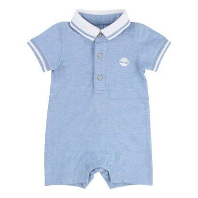 Timberland Polo Jersey Playsuit-listing