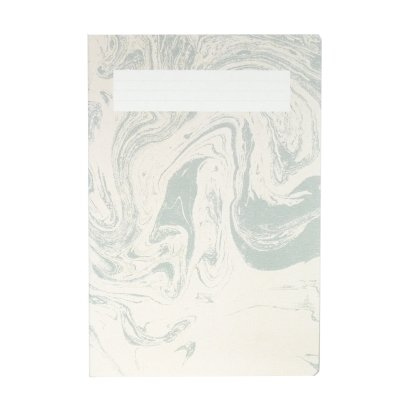 Season Paper Collection Notizbuch- Marmor weiss -listing