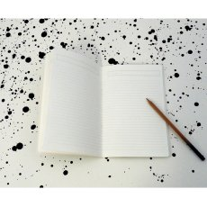 Season Paper Collection White Marble Notebook-listing