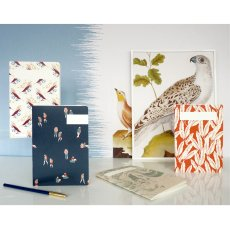 Season Paper Collection Multicoloured Bird Notebook-listing