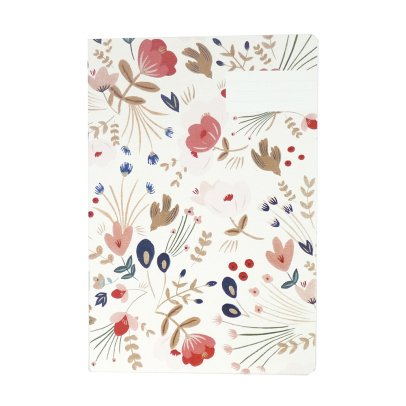 Season Paper Collection Multicoloured Flower Notebook-listing