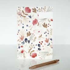 Season Paper Collection Notizbuch- Blumenmuster-Bunt -listing