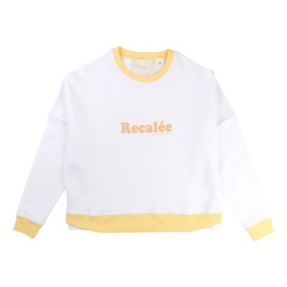 """UNE FILLE today I am """"Recalée"""" Sweatshirt-listing"""