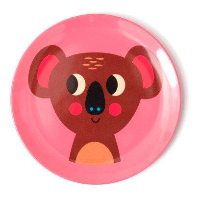 Omm Design Koala Plate-product