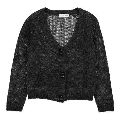 Les coyotes de Paris Mohair Wool Coralie Cardigan-listing
