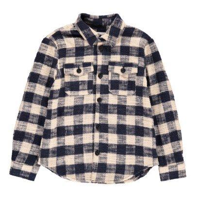 Les coyotes de Paris Checked Avery Shirt-listing
