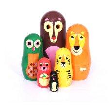Omm Design Puppe Matrioshca Tiere -product