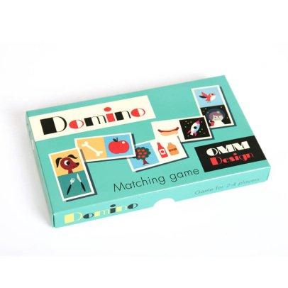 Omm Design Jeu du domino-listing