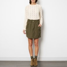 Leon & Harper Wool Jimmy Skirt-listing