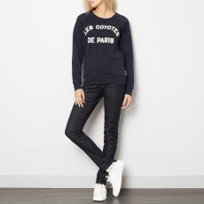 Les coyotes de Paris Exclusivité Les Coyotes De Paris x Smallable - Sweat Maddy-listing