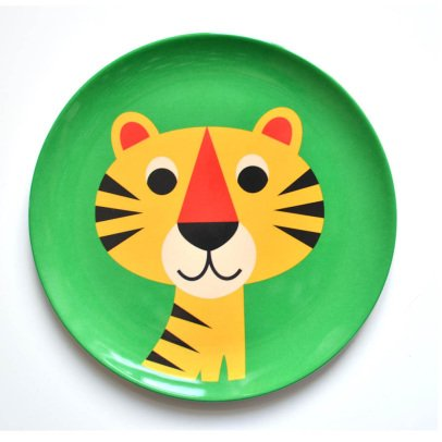 Omm Design Tiger Plate-product