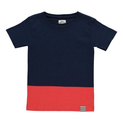 Mads Norgaard  T-Shirt Bicolore Toldino 17-1-listing