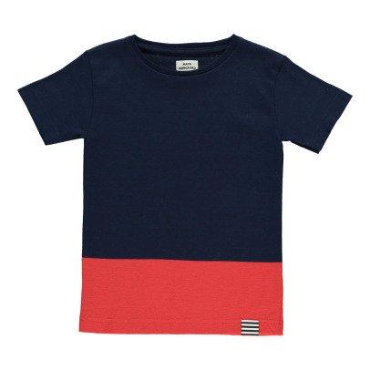 Mads Norgaard  Zweifarbiges T-Shirt Toldino 17-1-listing