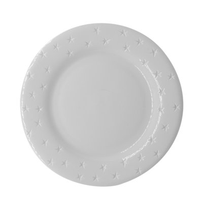 Alix D. Reynis Assiette Nuit étoilée en porcelaine-listing