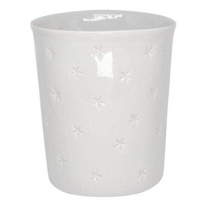 Alix D. Reynis Vaso grande Noche estrellada en porcelana -listing