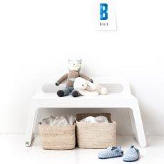 Rafa Kids Banco con respaldo-listing