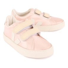 Veja Silk Velcro Trainers-listing