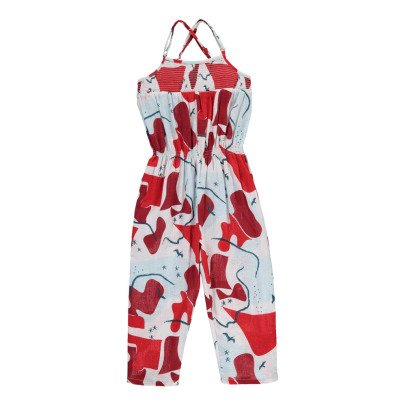 Kidscase Lilly Cross Back Strap Jumpsuit-listing