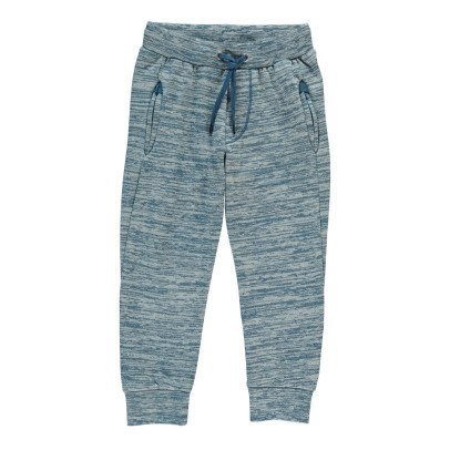 Kidscase Janis Organic Cotton Jogging Bottoms with Marl-listing