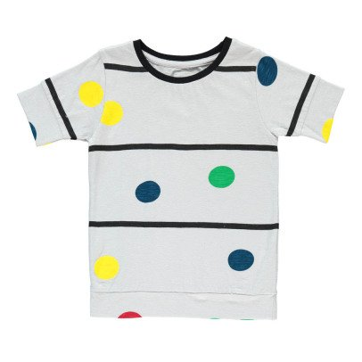 Kidscase Kidscase x Antoine Peters T-shirt Pois Cotone Bio Blake Alf-listing