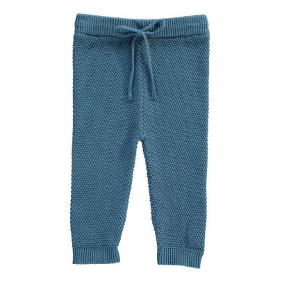 Lab - La Petite Collection Fluffy Stitch Mesh Jogging Bottoms-listing