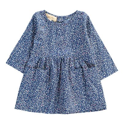 Lab - La Petite Collection Robe Liberty Gouttes-listing