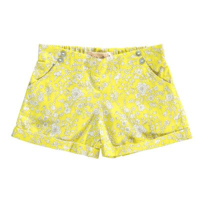 Lab - La Petite Collection Shorts Liberty Blumenmuster -listing