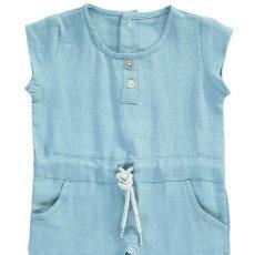 Lab - La Petite Collection Linen Jumpsuit-listing