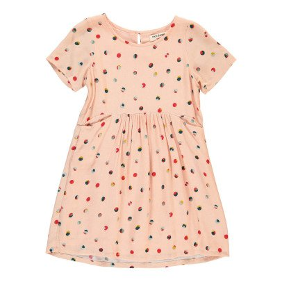 NICE THINGS MINI Vestido Lunares-listing