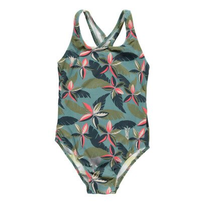 NICE THINGS MINI Tropical 1 Piece Swimsuit-listing