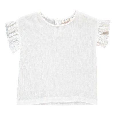 NICE THINGS MINI T-Shirt Manches Volants-listing