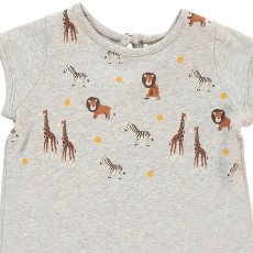 NICE THINGS MINI Kurzer Overall Tiere -listing