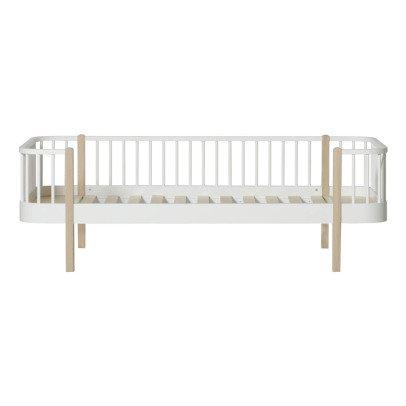 Oliver Furniture Bett aus Eiche 90x200 cm-listing