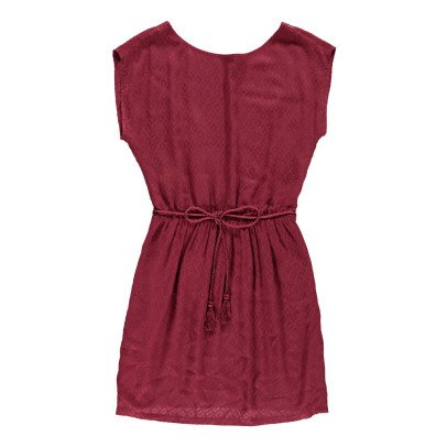 Sessun Vestido Textura Escote Espalda Marsa-listing