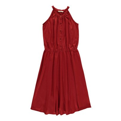 Sessun Kleid mit Knöpfe Panzacola-listing